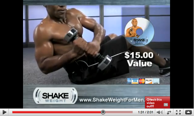 Shake Weight: Does this really work?