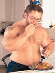 Building Muscle Mass: Bulking too hard won't help.