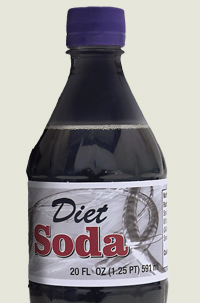 Diet Soda: The real scoop.