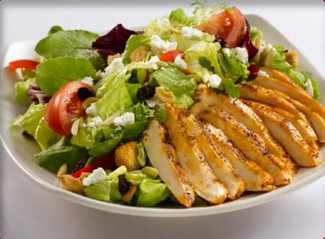Salad to lose weight? Sure, but do it the right way.