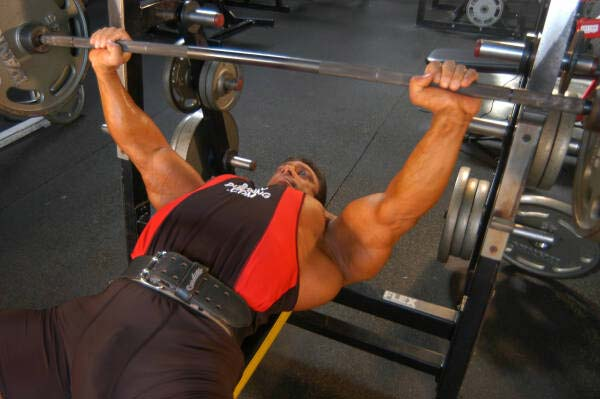 Bench Press Workout: Start Benching Impressive Weight